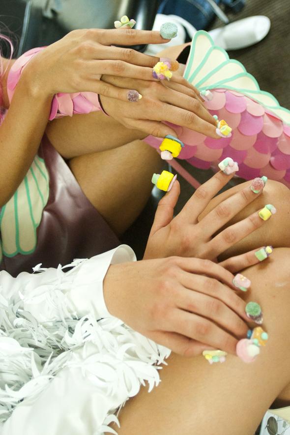 1.Nails