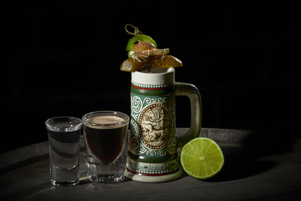 SOMA Magazing feature for Original and Tasty Mezcal Drinks
