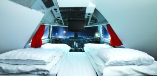 Sleeping on a Jetplane