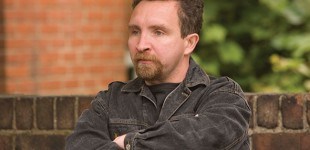 "There's Always Time for a Change: Brit Eddie Marsan on His Role in Mike Leigh's New Film, Happy-Go-Lucky and How His ""Strange"" Looks Have Served Him Well"
