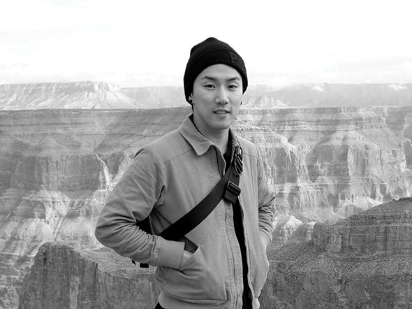 3. Art & Design-JC KIM earbuds-JC Kim bw