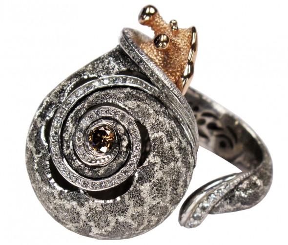 Alex Soldier Lava Snail