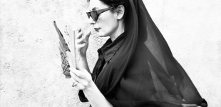 Behind the Veil of Diane Pernet