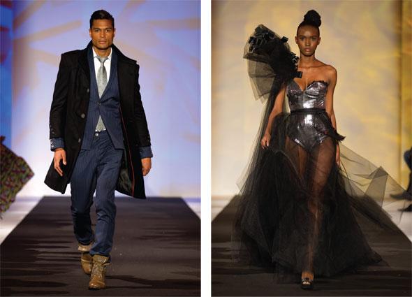 SOMA Magazine » Archive » Black Fashion Week