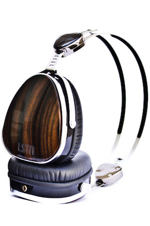 Headphone LSTN cherry wood