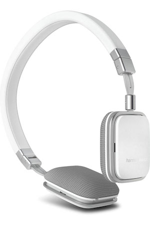 Headphone soho white