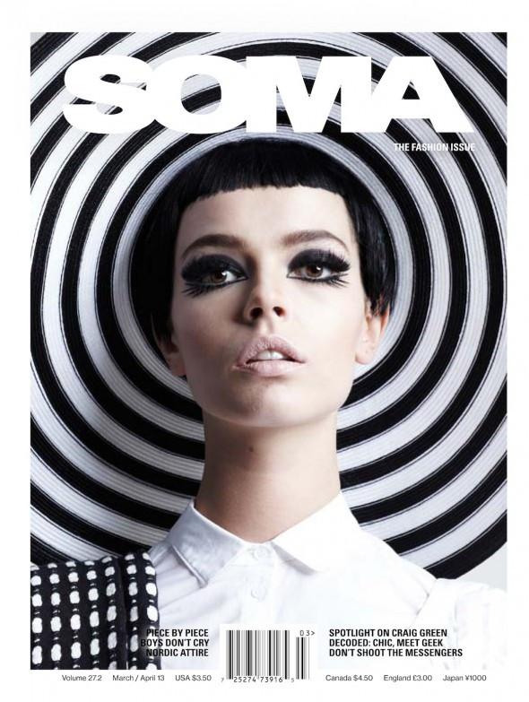 Soma Magazine Back Issues