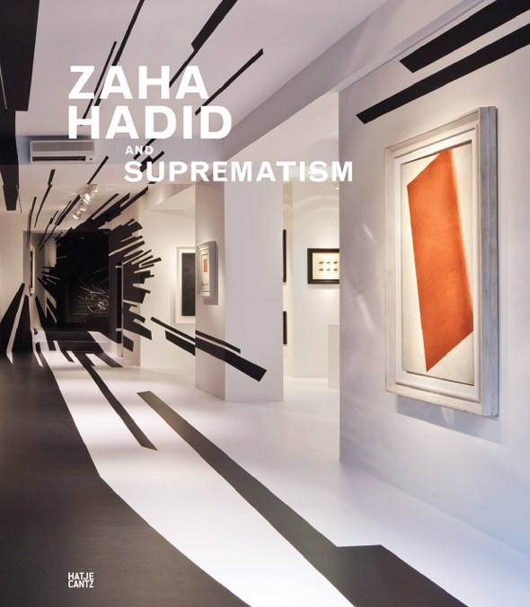 Cover for Zaha Hadid & Suprematism
