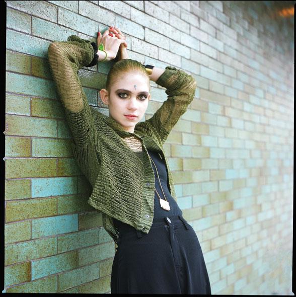 Grimes Artist