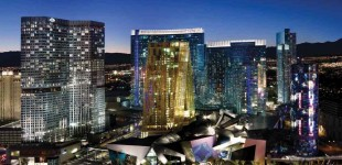 Travel Destination: City Center, Las Vegas