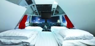 Sleeping on a Jetplane