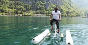 Biking On Water